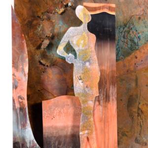 Kunstwerk Hintergründig Detail